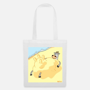 Udder Sand Udders - Tote Bag