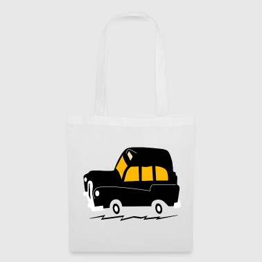 London Black cab - Tote Bag