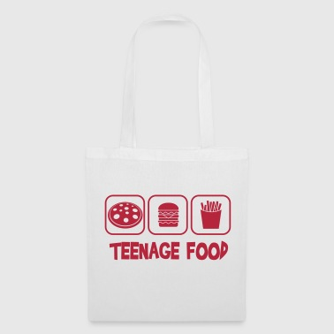 Teenager Teenage food - Tote Bag