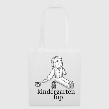 kindergarten fop - Tote Bag