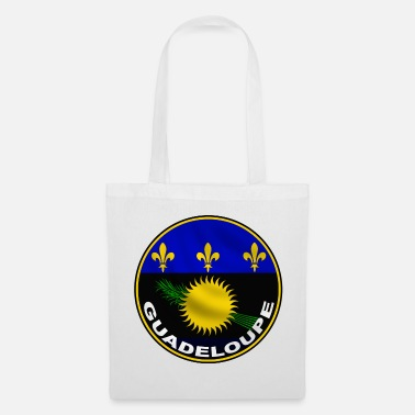 Guadeloupe guadeloupe  - Tote Bag