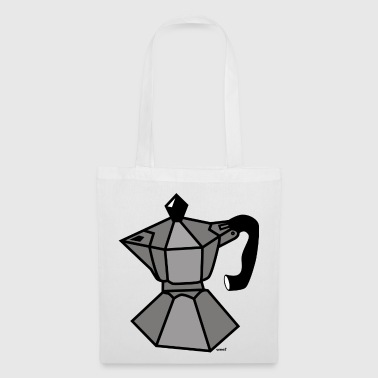 Coffee pot - Tote Bag