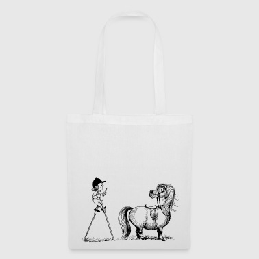 Thelwell - Penelope wirh stilts - Tote Bag