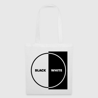 black_white - Stoffbeutel