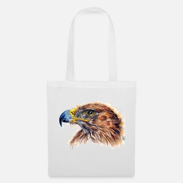 eagle painting - Tote Bag