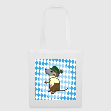 bavarian mouse 2 - Tote Bag