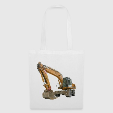 construction machine - Tote Bag