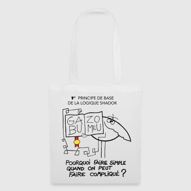 Principe Shadok - Tote Bag