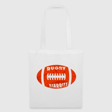 Ballon rugby Biarritz 2 - Tote Bag