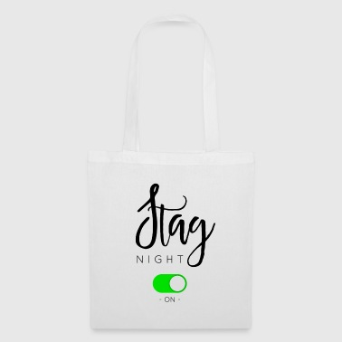 STAG NIGHT - Tote Bag