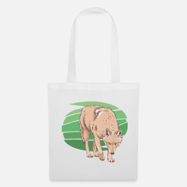 Wolf Wolf - Tote Bag