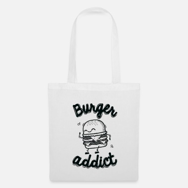 Burger Addict - Stoffbeutel