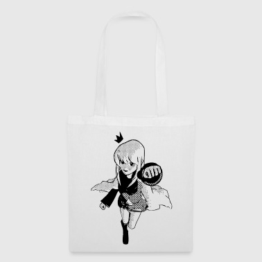 Manga Girl - Tote Bag