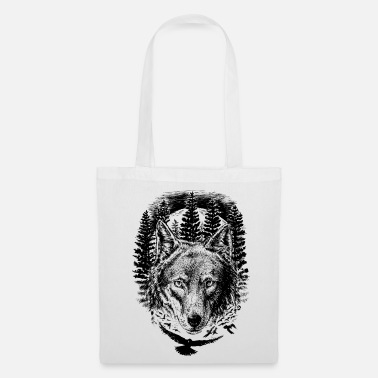 AD Wolf - Tote Bag