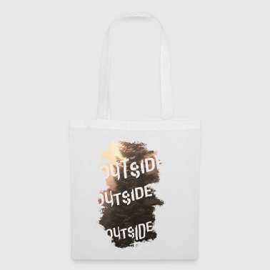 OUTSIDE - Tote Bag
