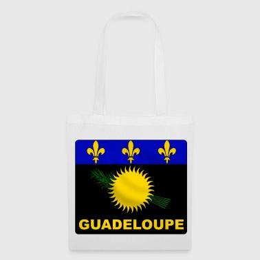 guadeloupe flag - Tote Bag