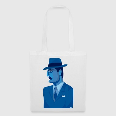 The Blue man - Tote Bag