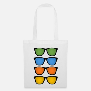 Shaded Different shades - Tote Bag