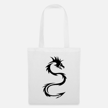 Dragon Tribal Dragon Tribal - Tote Bag