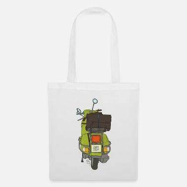 Vintage Collection V2 2 wheels - Tote Bag
