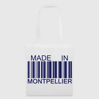 Made in Montpellier 34 Hérault - Tote Bag