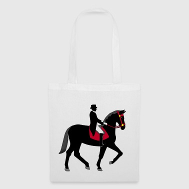 dressage - Tote Bag