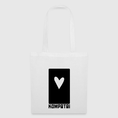 kompotoi stamp 02 - Tote Bag