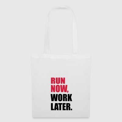 to run - Tote Bag