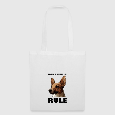 Jack russels rule - Tote Bag