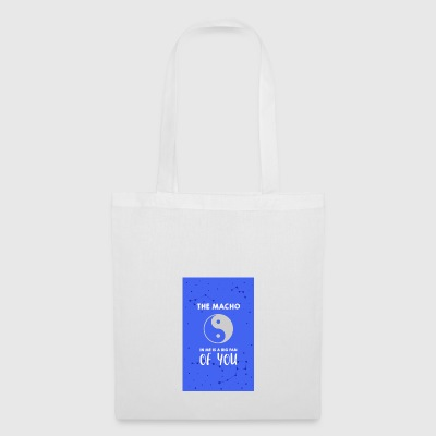 The Macho in me - Tote Bag