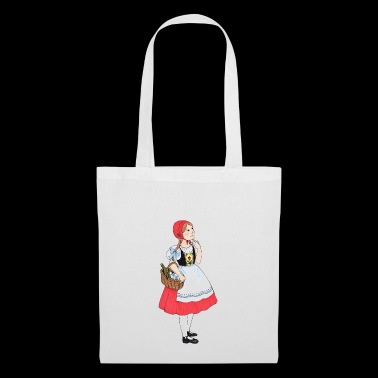 Little Red Riding Hood - Tote Bag