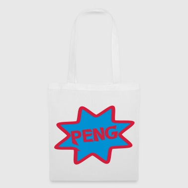 Comic Ausrufe, Ausruf, Cartoon, Peng - Tote Bag