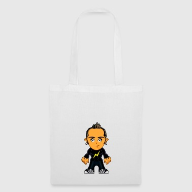 Comic character avatar style - Tote Bag