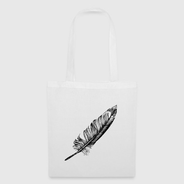 Feather - Tote Bag