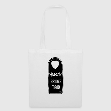 The wedding's Bridesmaid - Tote Bag