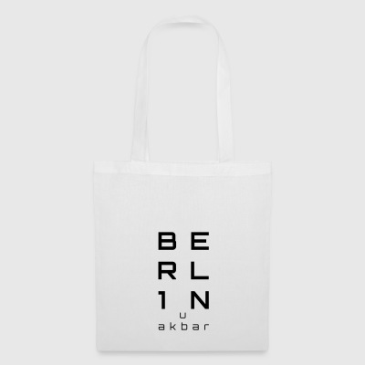 BERLIN u akbar - Tote Bag