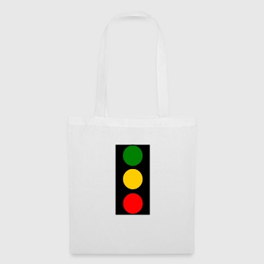 feux de circulation - Tote Bag