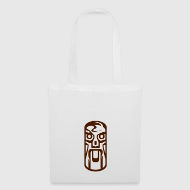 Mask - Africa - Tote Bag