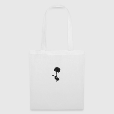Black Rose - Tote Bag
