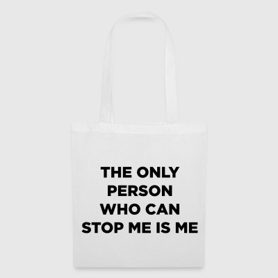 The Only Person - Tote Bag