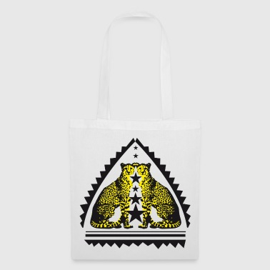 twin leopards - Tote Bag