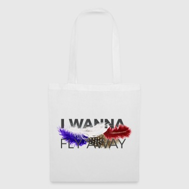 FLY AWAY - Tote Bag