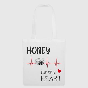 Honey for the heart - Tote Bag