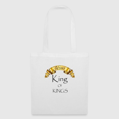 Jésus King of Kings - Tote Bag