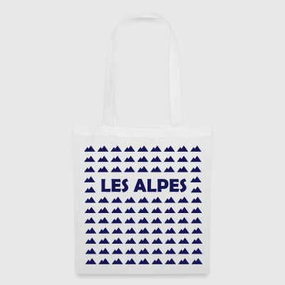 Les Alpes - Tote Bag