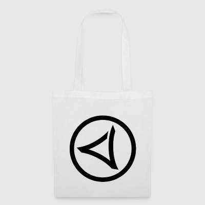 LOGO-VIRUS-RECORDS-IN-CYCLE - Tote Bag