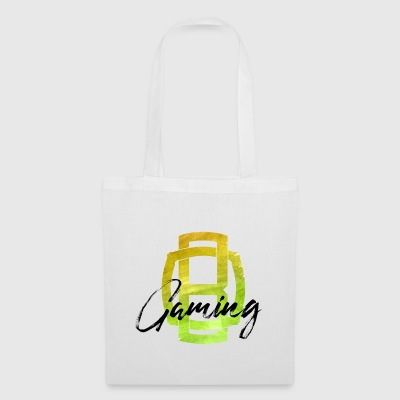 OB Gaming / Black lettering - Tote Bag