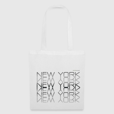 Espace Atlas Tee New York, New York - Tote Bag