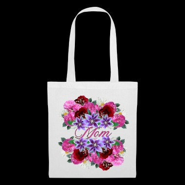 SWEET MOM MOTHER MUTTI FLOWER GIFT FOR MOMMY - Tote Bag