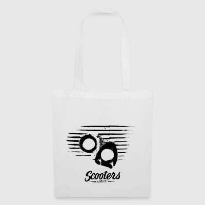 cylinder 1951 - black - Tote Bag